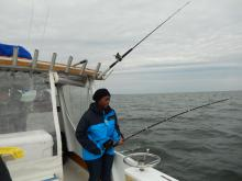 2014 Fall Rock Fishing Trip